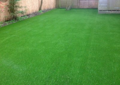 Fake Grass Fitting