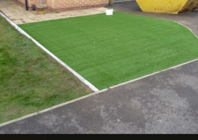 Artificial Grass Previous Work