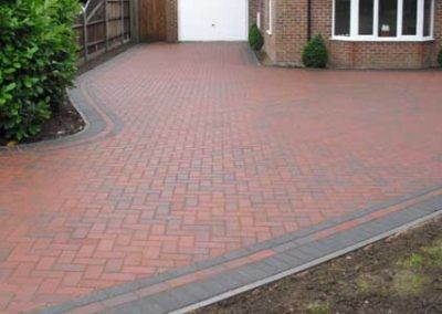 Block Paving Driveway by Huyton Fencing