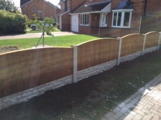 3 foot garden fence